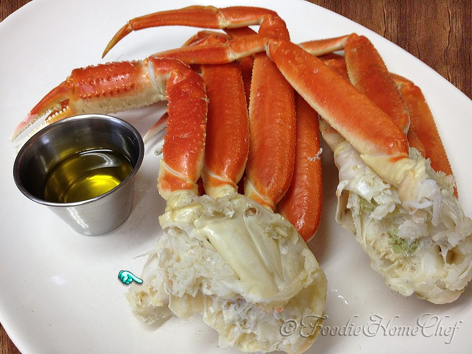 how to cook crab legs at home